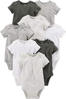 Carter's Baby 8-Pack Short Sleeve Bodysuits