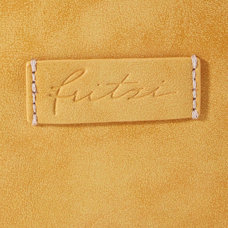 Fritzi aus Preußen Fritzi Cross 2 Small, Sac à l'épaule Femme, Multicolore, Taille unique Moutarde