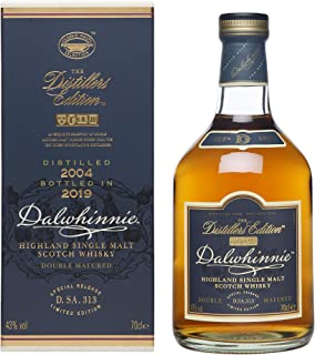 Dalwhinnie 15 Jahre Distillers Edition 2018 Single Malt Whisky 1 x 0.7 l