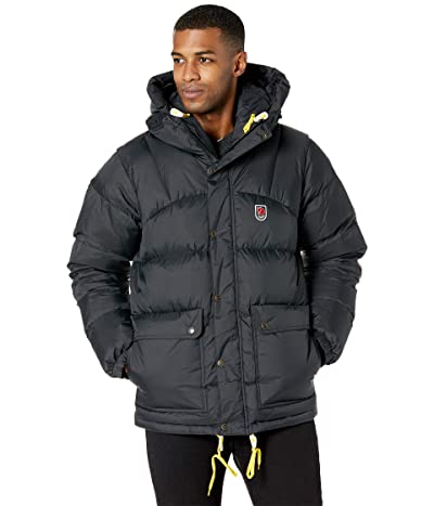 Fjallraven Expedition Down Lite Jacket (Black) Men
