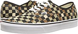 (Checkerboard) Camo Desert/True White