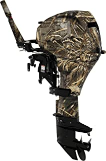 Camowraps PMK-20-MX5Small Outboard Motor Kit with Realtree Max-5 HD Camo Pattern