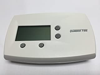 QuadraFire Mt. Vernon Pellet Stove AE Wall Control Thermostat