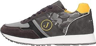 Jeckerson 033 - Zapatillas deportivas para hombre, color gris