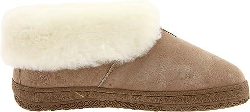 Chestnut W/Natural Fleece