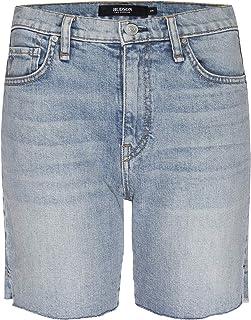 Women's Hana Biker Cut Off Jean Short