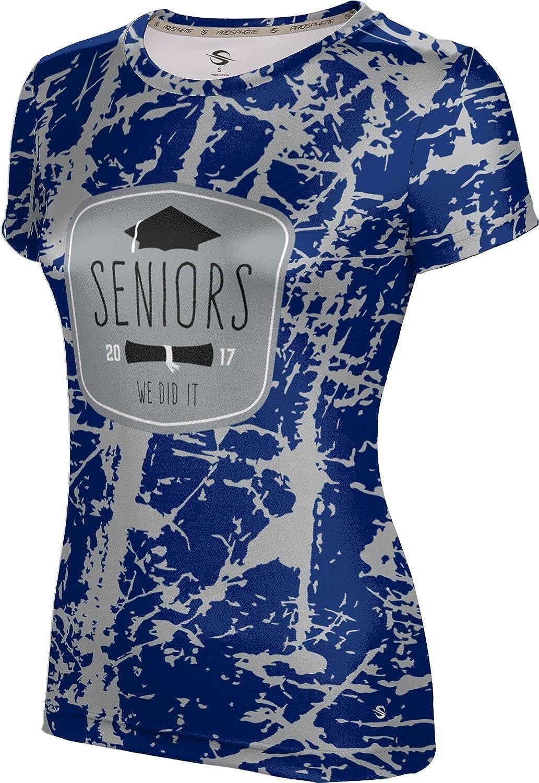 ProSphere Girls' We Did It Graduation Distressed Shirt (Apparel)