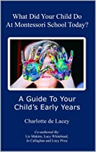 What Did Your Child Do At Montessori School Today?: A parent's guide. (English Edition)