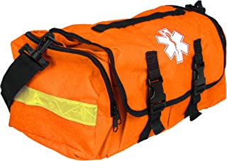 Dixigear First Responder On Call Trauma Bag W/Reflectors - Orange