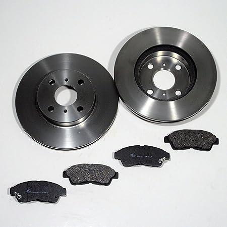 Bremsscheiben 255 Mm Bremsen Bremsbeläge Für Vorne Die Vorderachse Auto