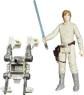 Star Wars The Empire Strikes Back 3.75-Inch Figure Forest Mission Luke Skywalker Bespin