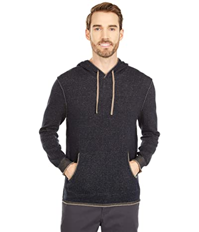 The Normal Brand Jimmy Hoodie Sweater (Navy) Men