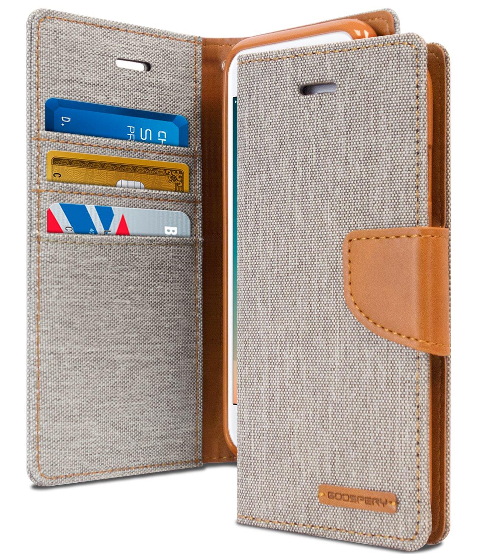 designer iphone 7 plus folio cases amazon comiphone 8 plus case \u0026 iphone 7 plus case, [drop protection] goospery canvas