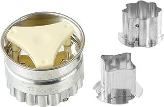 Zenker Emporte-pièces en acier inoxydable argenté 5,5 cm