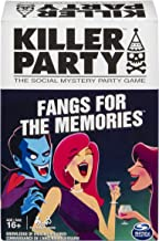 Killer Party - Fangs for the Memories, the Social Mystery Party Game for Ages 16 and Up