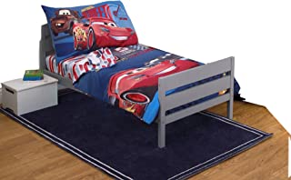 Disney Cars 3 Fast Not Last 4 Piece Toddler Bed Set McQueen Jackson Storm 20