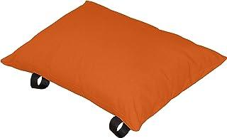 Vivere Polyester Hammock Pillow, Orange Zest