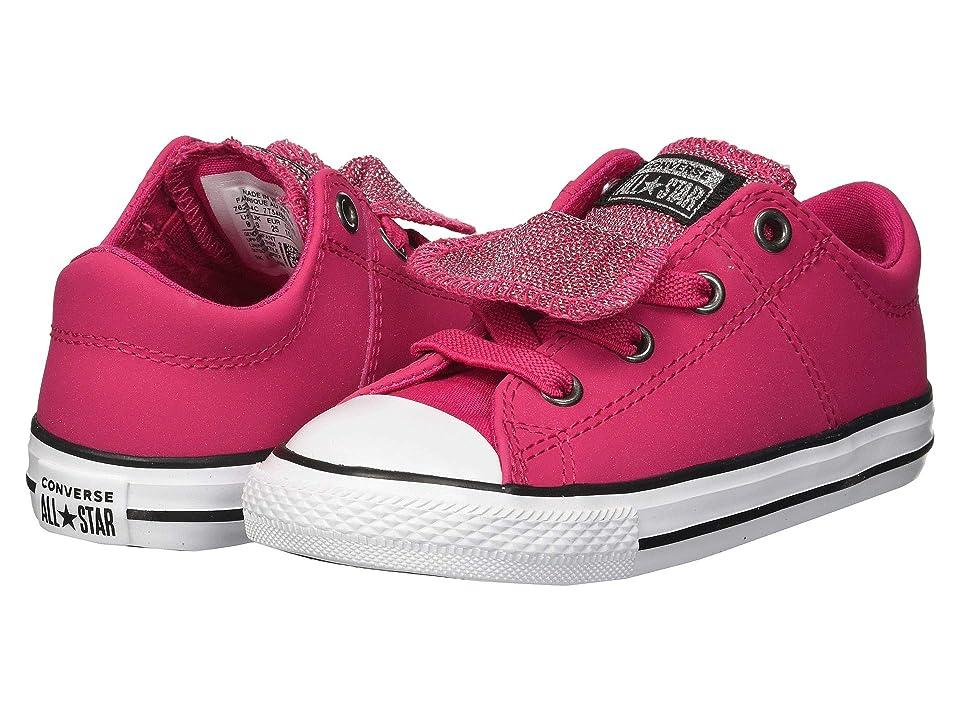 b562e105e4fc Converse Kids Chuck Taylor All Star Maddie Ox (Infant Toddler) (Pink Pop