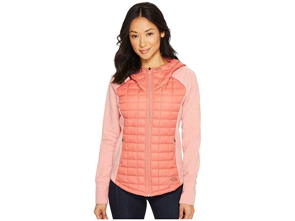 The North Face Endeavor ThermoBall Jacket (Faded Rose) Women
