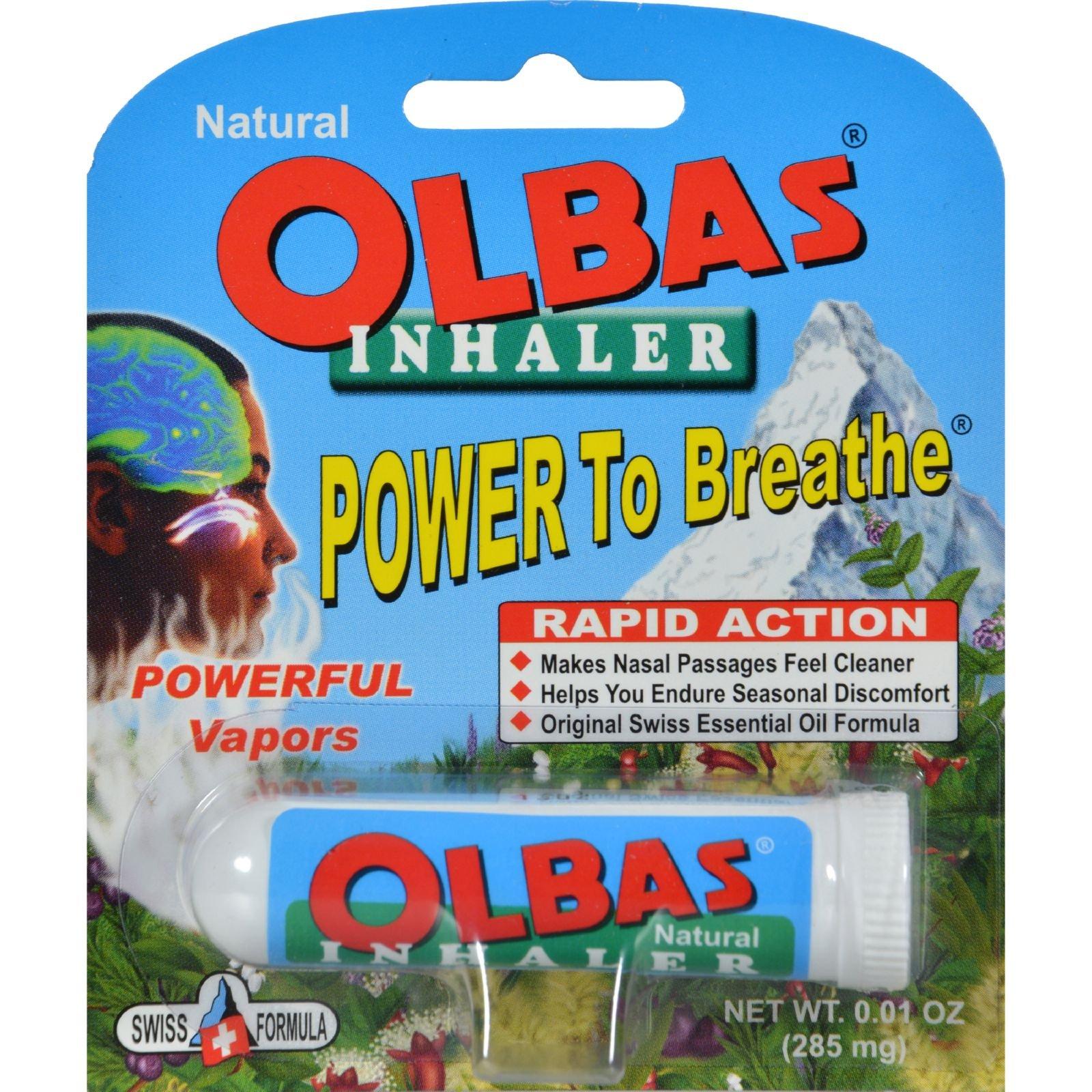 Olbas Inhalers with Dsply .01oz By Olbas