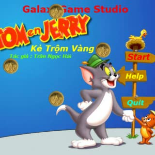 Tom & Jerry - Gold Thief