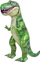 "JOYIN 37"" T-Rex Dinosaur Inflatable, Tyrannosaurus Rex Inflatable Dinosaur Toy for Pool Party Decorations, Dinosaur Birthd..."