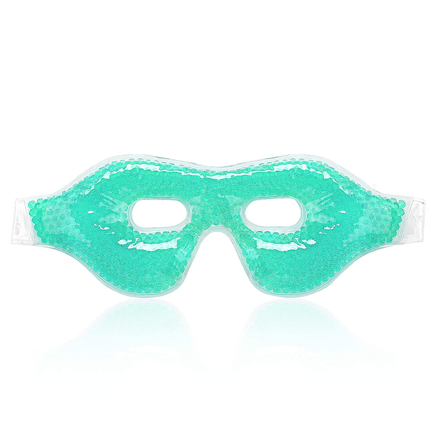 Popular Popular standard product Gel Cooling Eye Mask,Ice Cold Puffy for Compress Eyes Dry