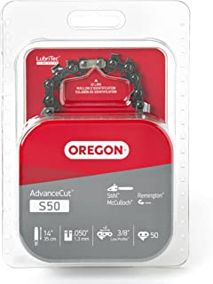 Oregon S50 AdvanceCut 14-Inch Chainsaw Chain, Fits Stihl, Remington, McCulloch