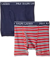 2-Pack Boxer Briefs (Little Kids/Big Kids)