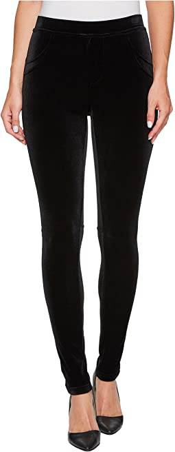Stretch Velvet Leggings