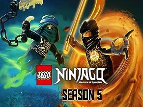 LEGO Ninjago: Masters of Spinjitzu Possession - Season 5