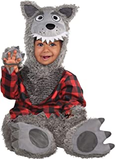Baby Wolf Infant Costume