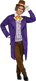 Men's Willy Wonka and the Chocolate Factory Deluxe Willy Wonka Costume