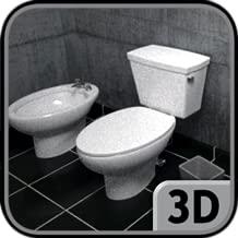 escape 3d the bathroom