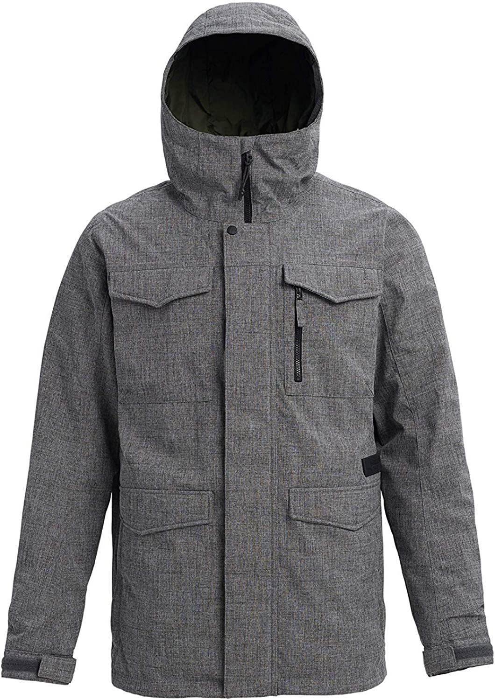 CROYEE Men's Winter Thicken Cotton Military Jacket