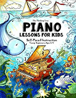 Piano Lessons for Kids: The Thinking Tree - Self-Paced Instr