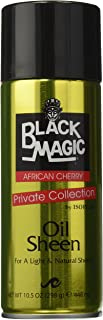 black magic oil sheen spray