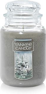 Yankee Candle Large 2-Wick Tumbler Candle, Cascading Snowberry Large Jar 1623465
