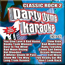 Party Tyme Classic Rock 2 16-song G