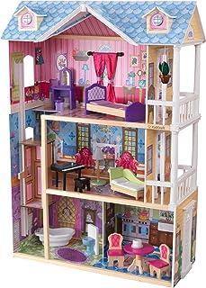 "KidKraftMy Dreamy Dollhouse with Furniture, Blue, 12"""""""