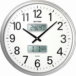 Rhythm CFG709NR19 Value Added Wall Clock
