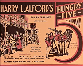 Harry L. Alford's Hungry Five in Germany (2nd Bb Clarinet) with Wise Cracks