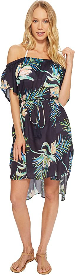 Echo Design - Paradise Palm Off The Shoulder