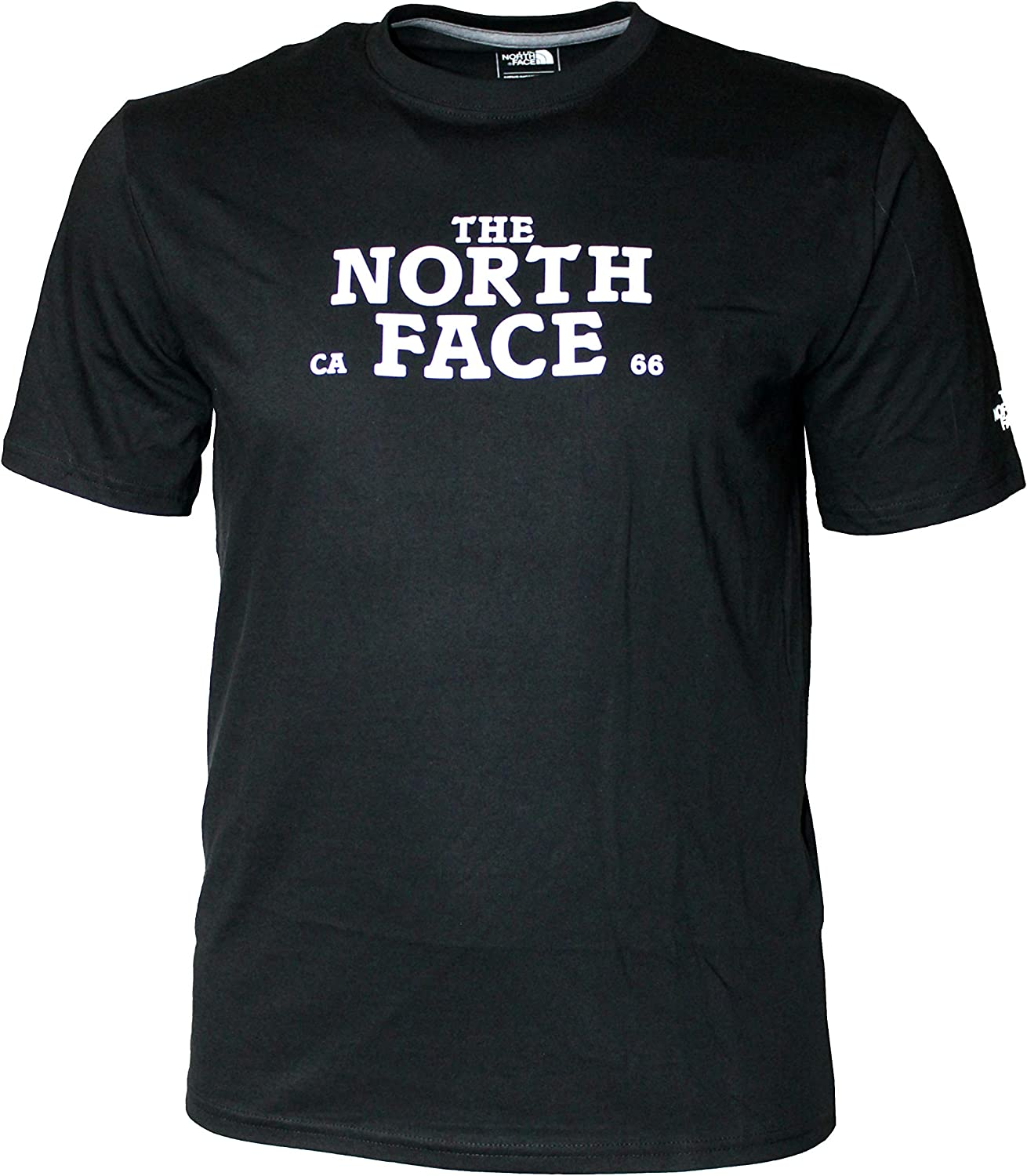 THE NORTH FACE Men's Novelty Tee Cotton T Shirt