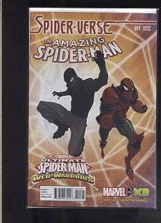 AMAZING SPIDER-MAN 2014 #11 1:10 WAMESTER SPIDER-VERSE VARIANT WEB WARRIORS