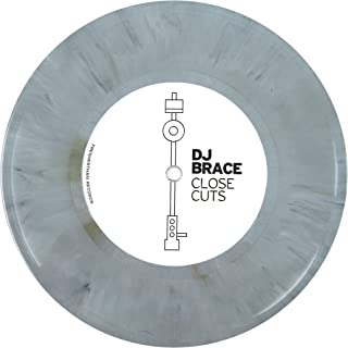 DJ Brace: Close Cuts (Colored Vinyl) Vinyl 7