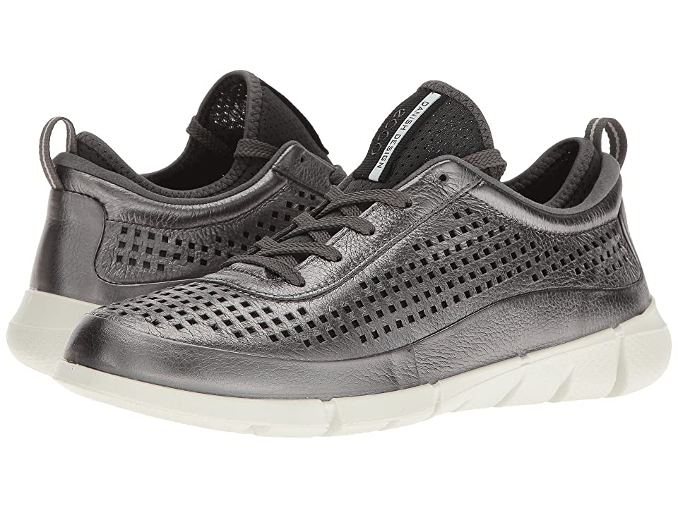 ECCO Sport Intrinsic Sneaker (Dark Shadow) Women