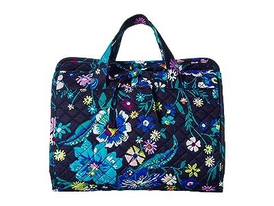Vera Bradley Iconic Hanging Travel Organizer (Moonlight Garden) Luggage