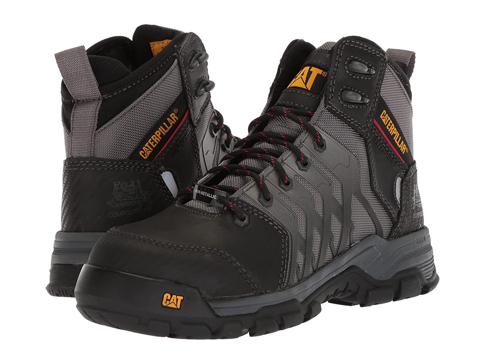 Caterpillar Induction Waterproof Nano ToeSelling fashionable and eye-catching shoes