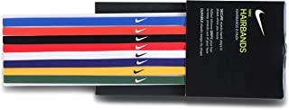 Nike Skinny Hairbands (8 Pack)
